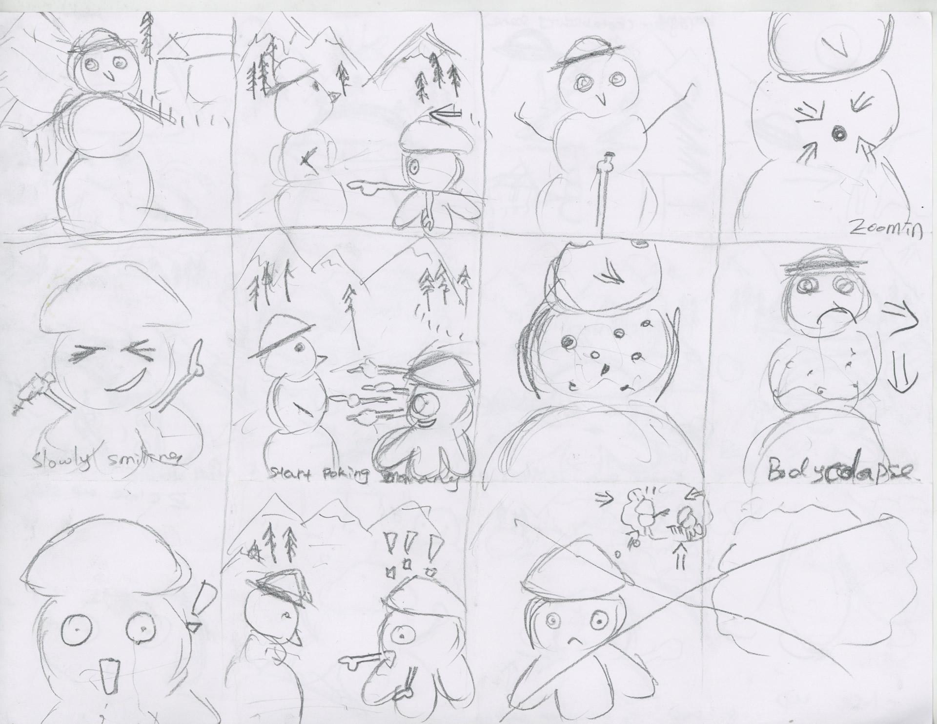 Sketch Lucky 2