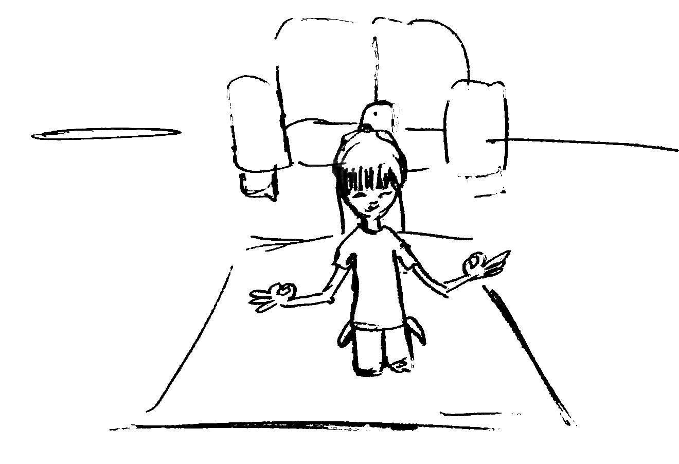 Persona Sketch II