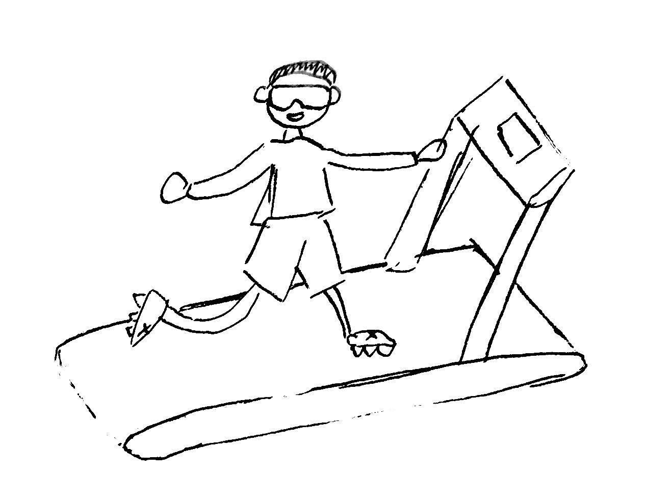 Persona Sketch IV