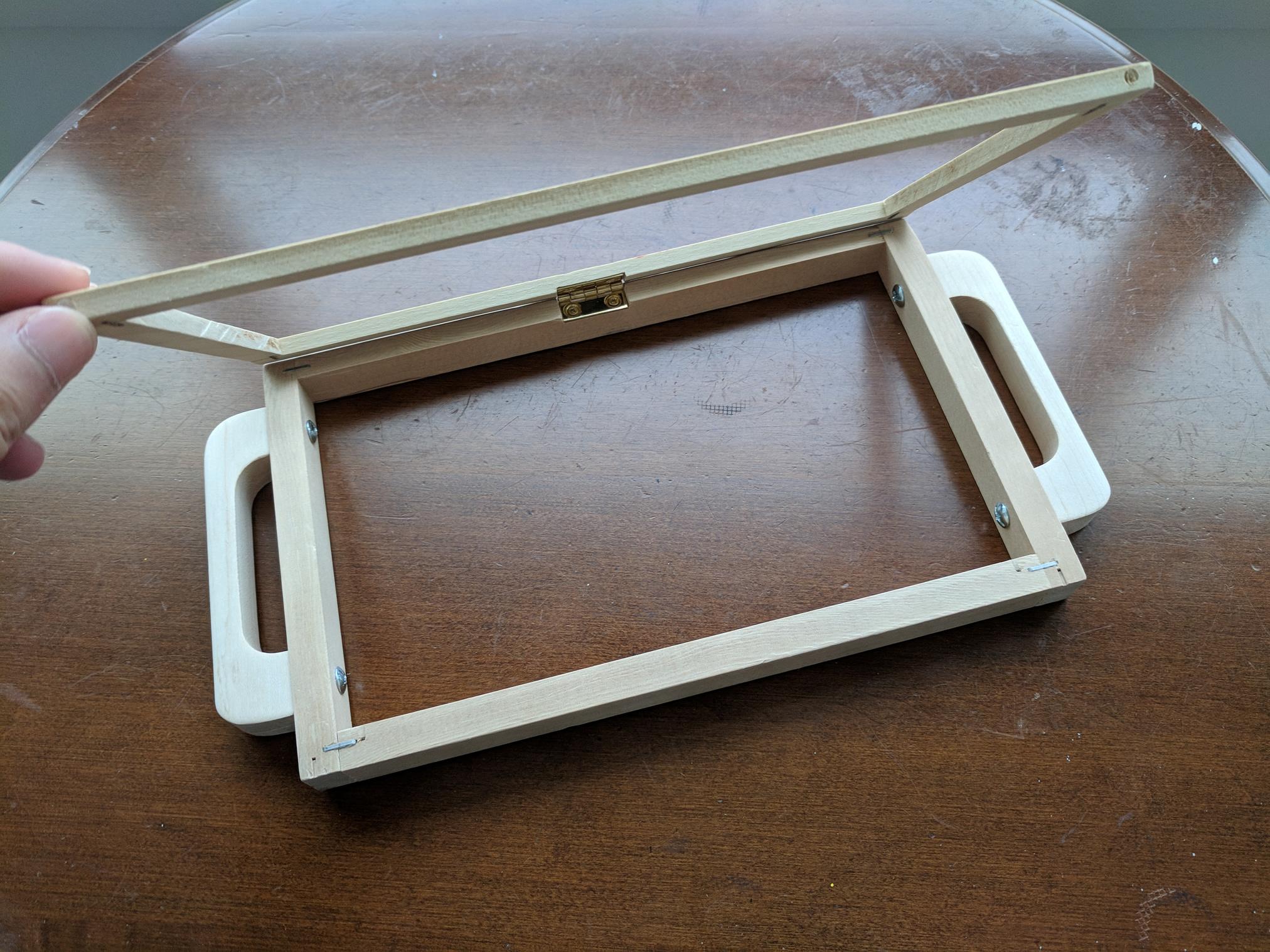 Vacuum Frame